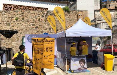 Campaña Reto Amarillo
