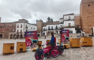 Campaña Reparto Aqua Badajoz 2019